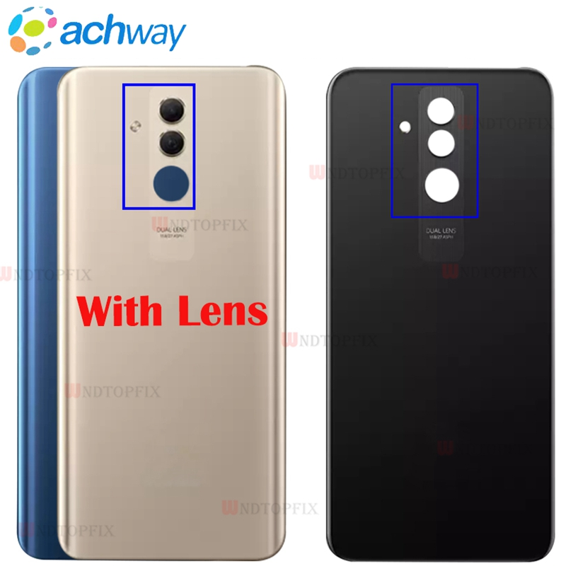 Huawei Mate 20 Lite Battery Cover Rear Door Housing Back Case 6.3