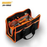 JAKEMY B02 Tragbare 600D Oxford Stoff Wasserdicht Werkzeug Tasche mit Starke Schulter Riemen Einfach für Verpackung Speicherung Ausrüstung-in Handwerkzeug-Sets aus Werkzeug bei