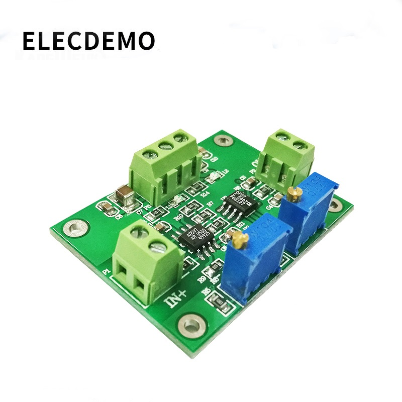AD597 K Type Thermocouple Amplifier Module Temperature Measurement Sensor Analog Output PLC Acquisition