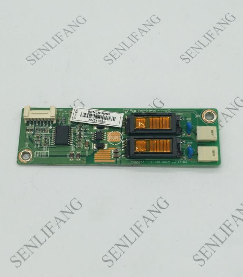 Free Shipping For LENOVO All-In-One B300 Dual LCD Inverter Board 715G4058-P02-000-004S 6138A0000501 Replacement Parts