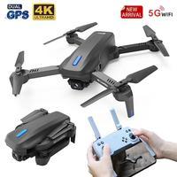 2021 nuovo elicottero Drone H14 RC Quadcopter con videocamera HD professionale 4K 5G WIFI FPV Racing GPS giocattoli pieghevoli grandangolari RTF