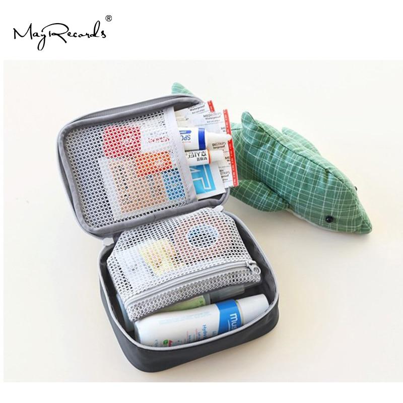 13*10*4 см Милая Мини Портативная Медицинская сумка Аптечка медицинские аварийные наборы Органайзер наружная Бытовая сумка для таблеток