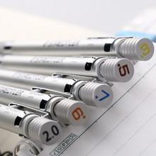 1 pc staedtler grafite desenho automático lápis mecânico prata 925 0.3 0.5 0.7 0.9 1.3 2.0mm (925 25-3/5/7/9/1.3/20)