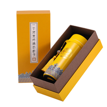 цена на Ceramics Thermos Cup Jingdezhen High Temperature Ceramic Liner Insulation Cup Upscale Chinese Style Gifts For Office Home Travel