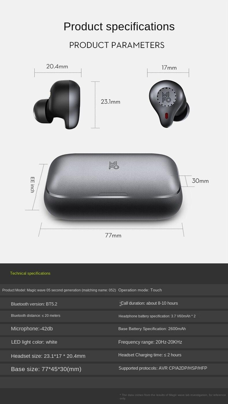 ouvido bluetooth equilibrados aptx-cvc adaptável 8.0 redução de ruído 10h jogar