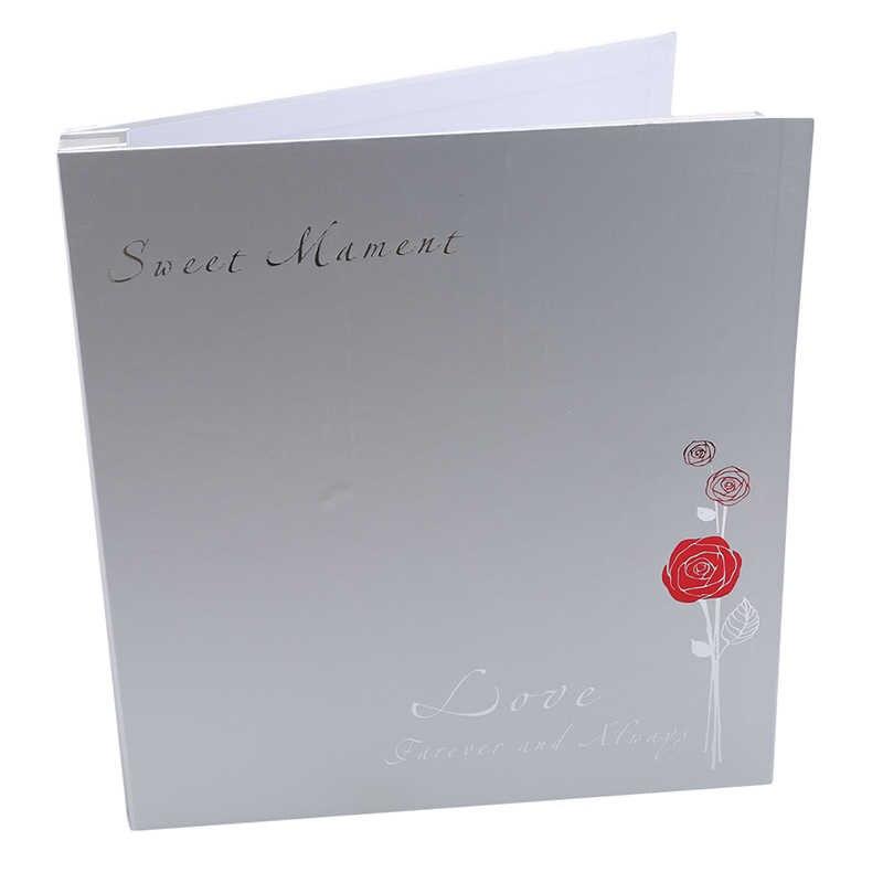 Large 10in Scrapbooking Photo Album Handmade DIY Hard Paper Wedding Photo Album Memory Scrapbook Picture Albums