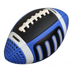 Amerikanischen Weichen Rugby Ball Fußball Training Spiel Standard PU Fußball Ball Größe 3 Strand Spiel Straße Fußball Kinder Kinder