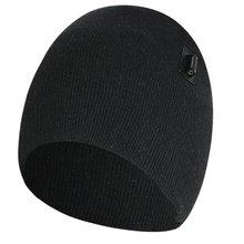 Зимняя облегающая шапка с электрическим подогревом перезаряжаемая
