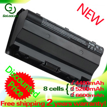 Golooloo 8 cells 14.8V Laptop Battery for Asus G75 G75VX G75VM3D G75VM G75VW G75V3D G75V G753D G75VW3D