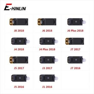 Image 2 - ด้านหน้าหูฟังหูฟังหูฟังเสียงสำหรับ Samsung Galaxy J8 J6 J4 J7 J5 J3 J1 2018 2017 2016