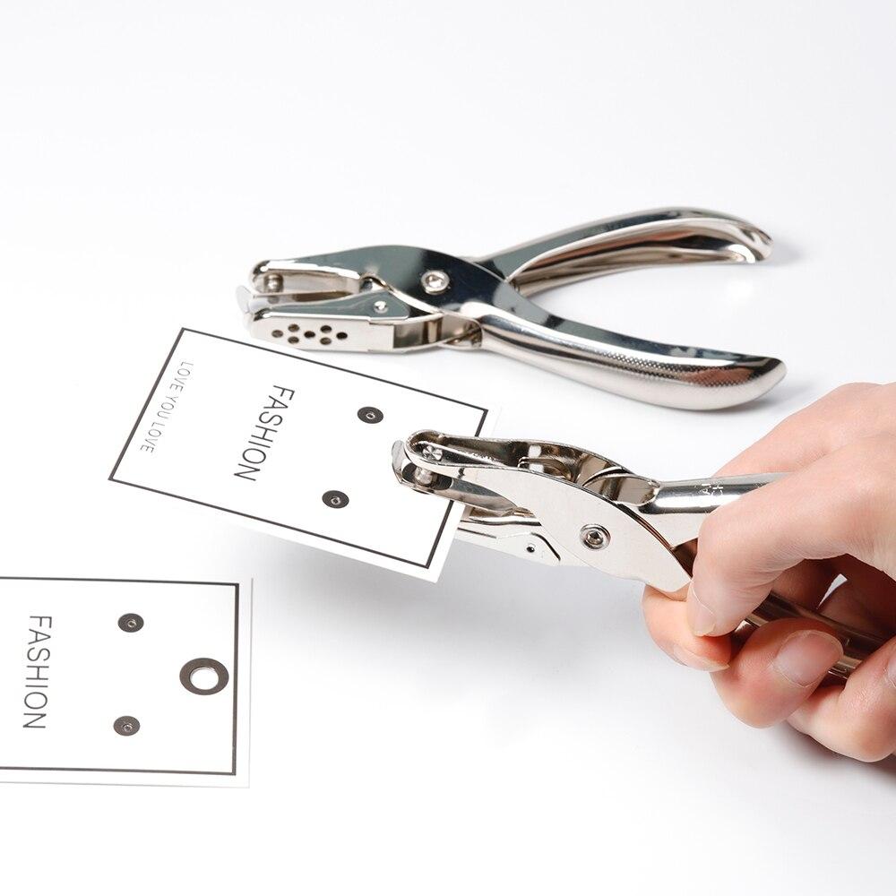 1pc 3mm 6mm prático ferro metal mão-realizada perfurador buraco perfurador alicate buraco perfurador cardmaking ferramenta de artesanato jóias diy atacado