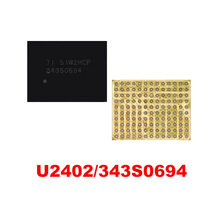 Screen-Controller Logic-Board iPhone Touch Black 10pcs U2402 for 6/6plus 6G Meson 343s0694-Chip-Control/on