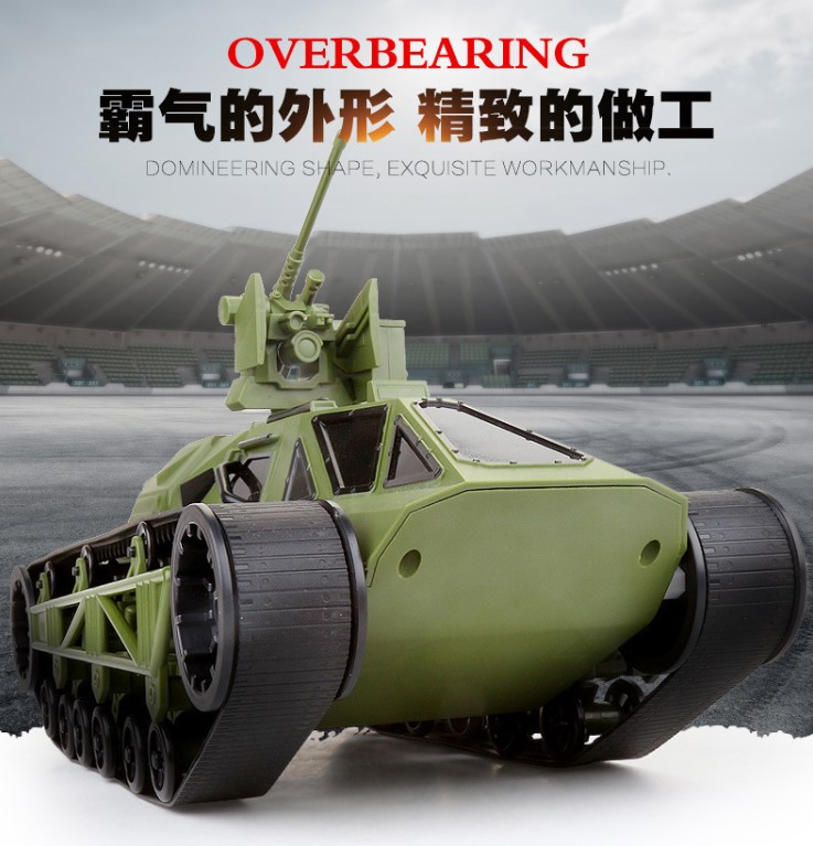 RC Car Remote Control Off-Road Car Model Fast Furious Ripsaw Tank Crawler Christmas Gift Vehicle Toy