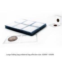 801790 pccb grande saco dobrável (grande saco dobrável/saco de moeda/incluindo 100)