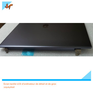 Image 4 - For Huawei MateBook X Pro MACH W19 W29 13.9 inch touch screen LCD monitor 3K screen 3000X2000 screen replacement entire upper