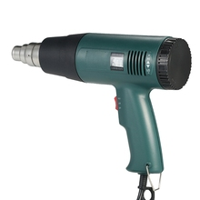 1800W Electric Air Heater Tool Temperature-Controlled Hot Air Tool Hair Dryer Soldering Hairdryer Tool Build Tool With 4Pcs Nozz