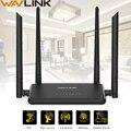 Wavlink N300 300 Mbps Sem Fio Inteligente Router Wi-fi Repetidor Access Point Com Antenas Externas 4 Botão WPS QoS IP Velocidade 2 Rápido