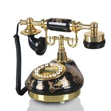 teléfono con cable RETRO VINTAGE