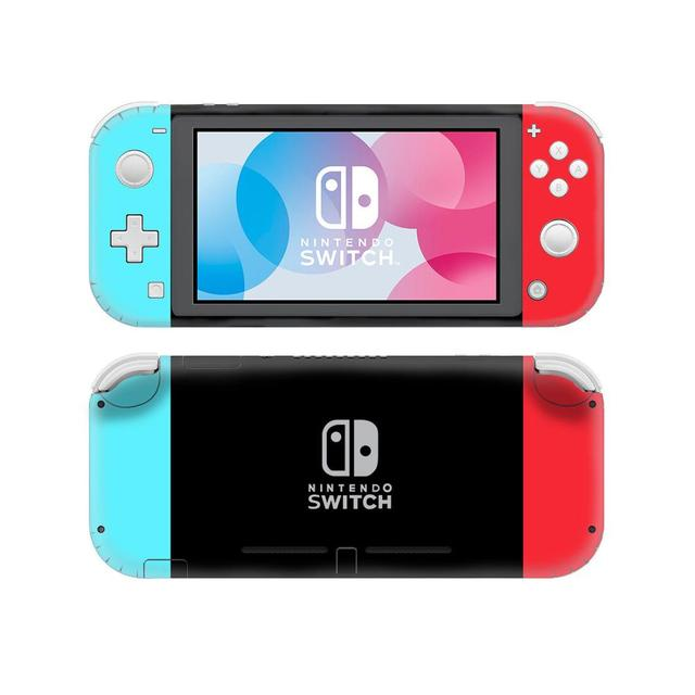 NintendoSwitch עור מדבקת מדבקות כיסוי עבור Nintendo מתג לייט מגן מקרה Nintend מתג לייט מדבקת עור ויניל