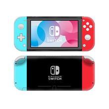 NintendoSwitch pegatina de piel para Nintendo Switch Lite, funda protectora de vinilo