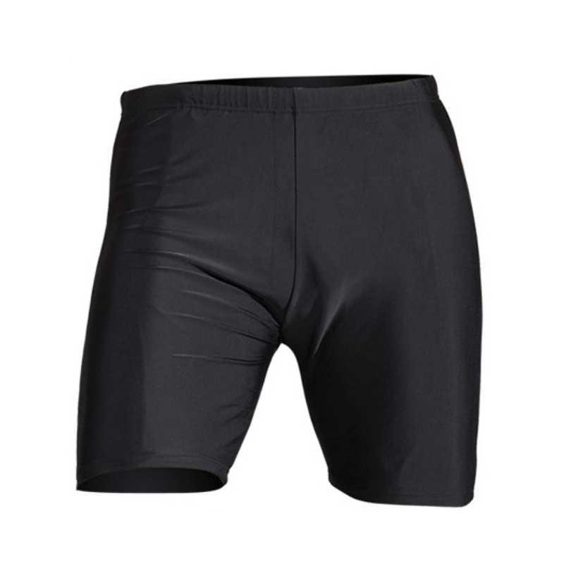 الرجال المايوه سراويل بوكسر جذوع تنفس لونغ بيتش سروال سباحة قصير عالية مطاطا ثوب السباحة جذوع الغوص ملخصات بحر