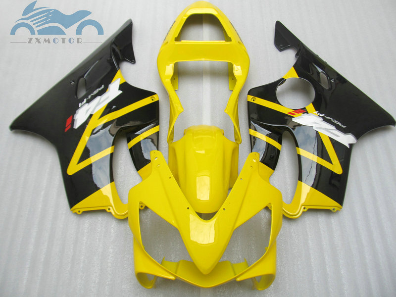 Free custom OEM fairing kit fit for <font><b>Honda</b></font> <font><b>cbr600f4i</b></font> 2001 2002 2003 CBR 600 F4i 01 02 03 ABS plastic fairing kits <font><b>parts</b></font> LD14 image