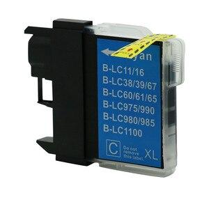 Image 5 - 12x LC985 LC975 LC39 чернила для принтера картридж совместимый с DCP385C DCP J125 DCP J315W MFC J415W MFC J410 MFC J700D J700DW