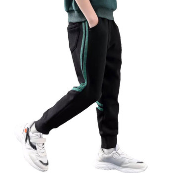 Chłopiec dziewczyna Student dzieci dzieci bieganie turystyka Joggings siłownia trening koszykówka piłka nożna ćwiczenia sportowe spodnie tanie i dobre opinie VINTOHOXN Pasuje prawda na wymiar weź swój normalny rozmiar CN (pochodzenie) WindStopper Szybkie suche 0102 Poliester