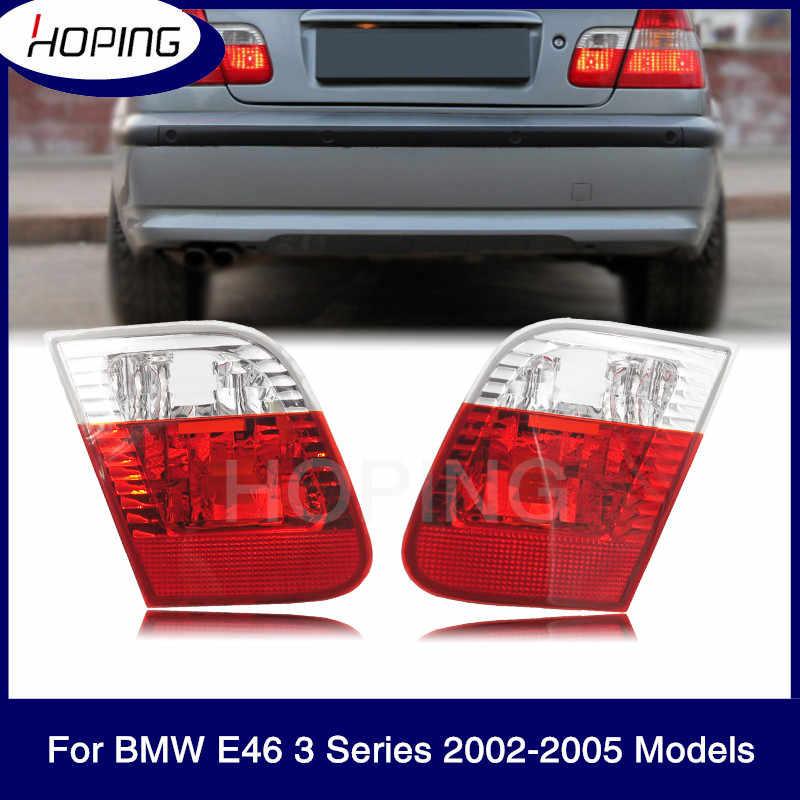BMW 3 SERIES E46 SALOON FACELIFT RIGHT REAR LIGHT
