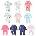 Новинка, одежда для маленьких девочек, комбинезоны для новорожденных, одежда для маленьких девочек, комбинезон, комплект одежды
