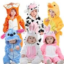 Детский комбинезон с героями мультфильмов; Одежда для новорожденных