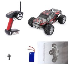 WLtoys A979 2.4GHz 1/18 Full Proportional Remote Control 4WD Vehicle 45KM/h Brushed Motor Electric RTR Off-road Buggy RC Car Toy