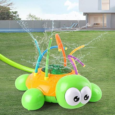 Free Shipping Cute Cartoon Tortoise Summer Outdoor Garden Bathroom Cool Water Spray Sprinkler Kids Children Play Game Toy — stackexchange