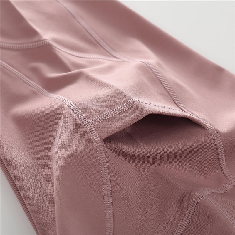 Fitness Women Shorts High Waist Seamless Sports Shorts Jogging Female Casual Skinny Elastic Stretch Solid Color Biker Shorts