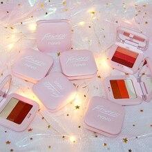 NOVO Brand 3 color Gradient Eye shadow palette Shimmer Matte Fine silty 8 color