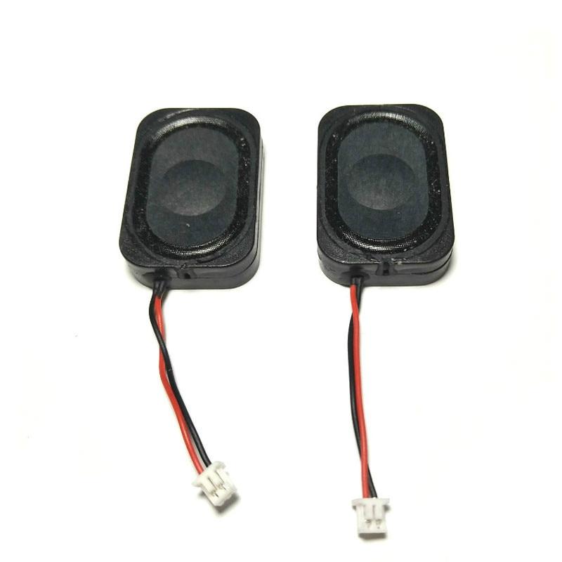 SOTAMIA 2Pcs 3020MM Mini Audio TV Speaker Driver 4 Ohm 3W Loudspeaker DIY Sound Toy Computer Speaker For Sound System