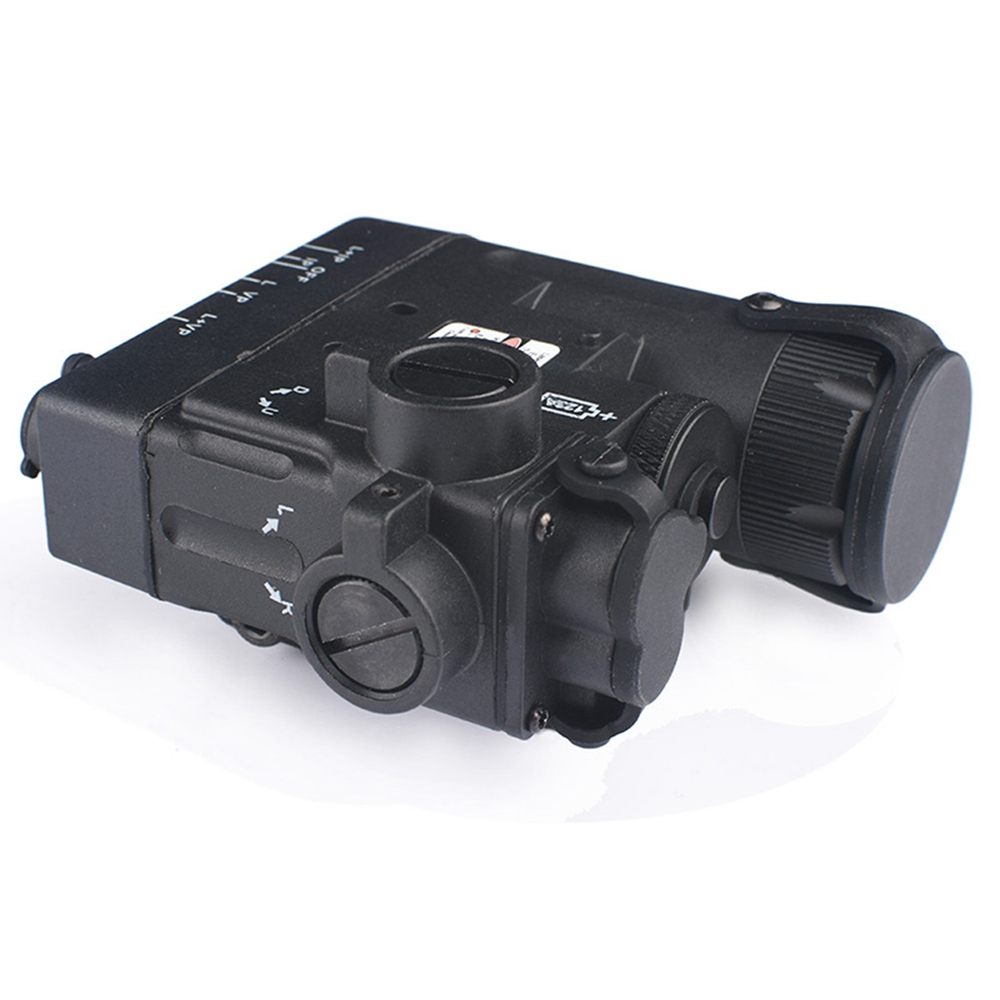 Image 2 - Airsoft Tactical Flashlight DBAL MKII IR Laser LED Torch Multifunction Softair DBAL D2 Weapon Lights Red Laser DBAL A2 EX328-in Weapon Lights from Sports & Entertainment