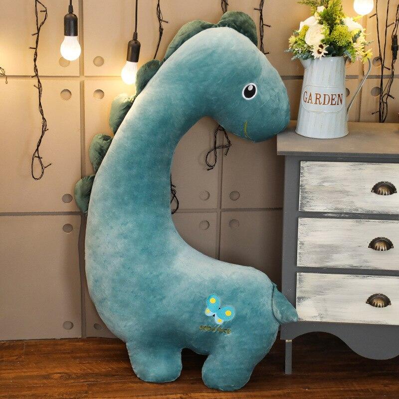 blue dinosa