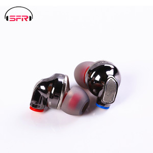 Image 2 - SENFER DT6 PRO 1DD+2BA Hybrid In Ear Earphone HIFI DJ Running Sports Earplug Earbuds Detachable MMCX Cable V90 ZSN T2 V80 BL03
