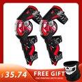 Наколенники для мотоцикла мужские, защитное снаряжение, комплект для мотокросса, Gurad MX DH, защита для колена