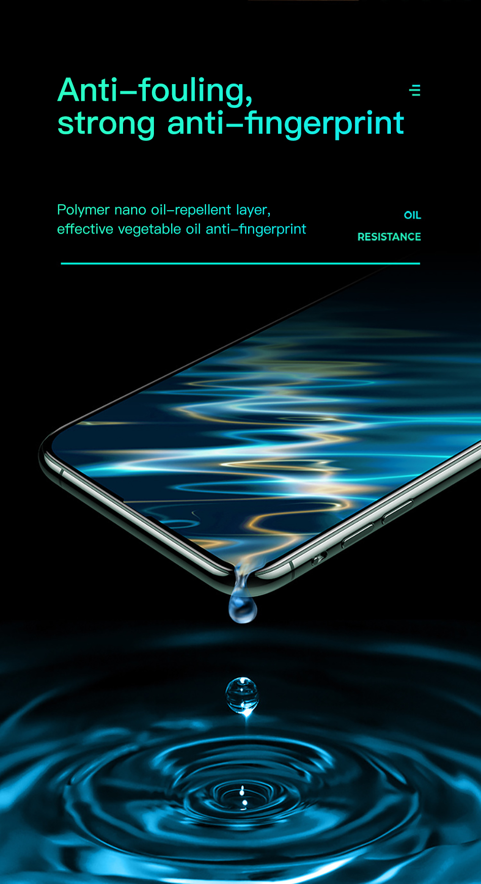 Benks AGC King Kong Glass XPRO 3D Full Cover Screen Protector Glass 0.3mm For iPhone 11 Pro MAX XR X XS Protective Tempered Film (10)