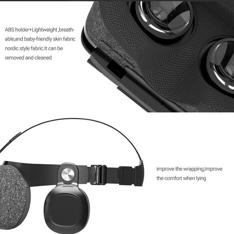 Bobo Bobovr Z5 Casque VR Virtual Reality Glasses 3D Goggles Headset Helmet For Smartphone Smart Phone Viar Binoculars Video Game 4