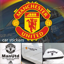 United Kingdom Manchester football team car stickers window mirror fans supplies
