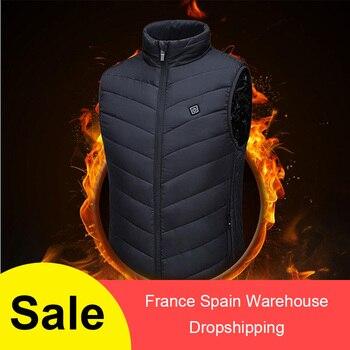 Men's Lightweight Heated Vest