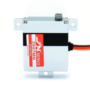 Image 3 - JX サーボ PDI 2607MG 7.2 キロ 0.13sec デジタルフル精神アルミケース翼サーボ Rc ドローングライダーヘリコプターデュアルボールベアリング