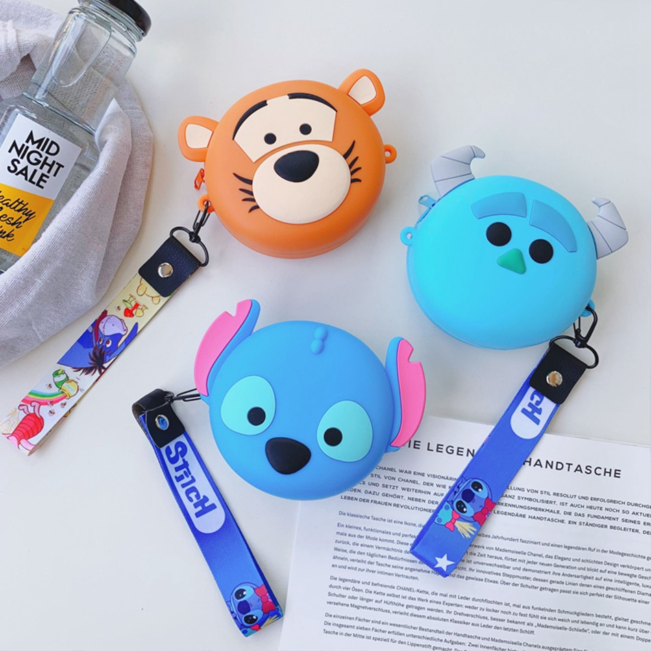 Silicone 3D Cartoon Case for Airpods Pro 57