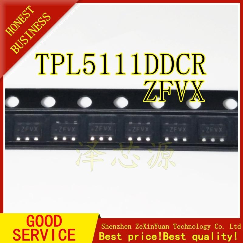 10PCS TPL5111DDCR TPL5111DDCT TPL5111 ZFVX SOT6 NEW