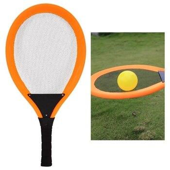 Beach Children's Tennis Racket Toys Indoor And Outdoor Parent-child Sports Rackets Badminton Sports Fitness Ball Racket 1