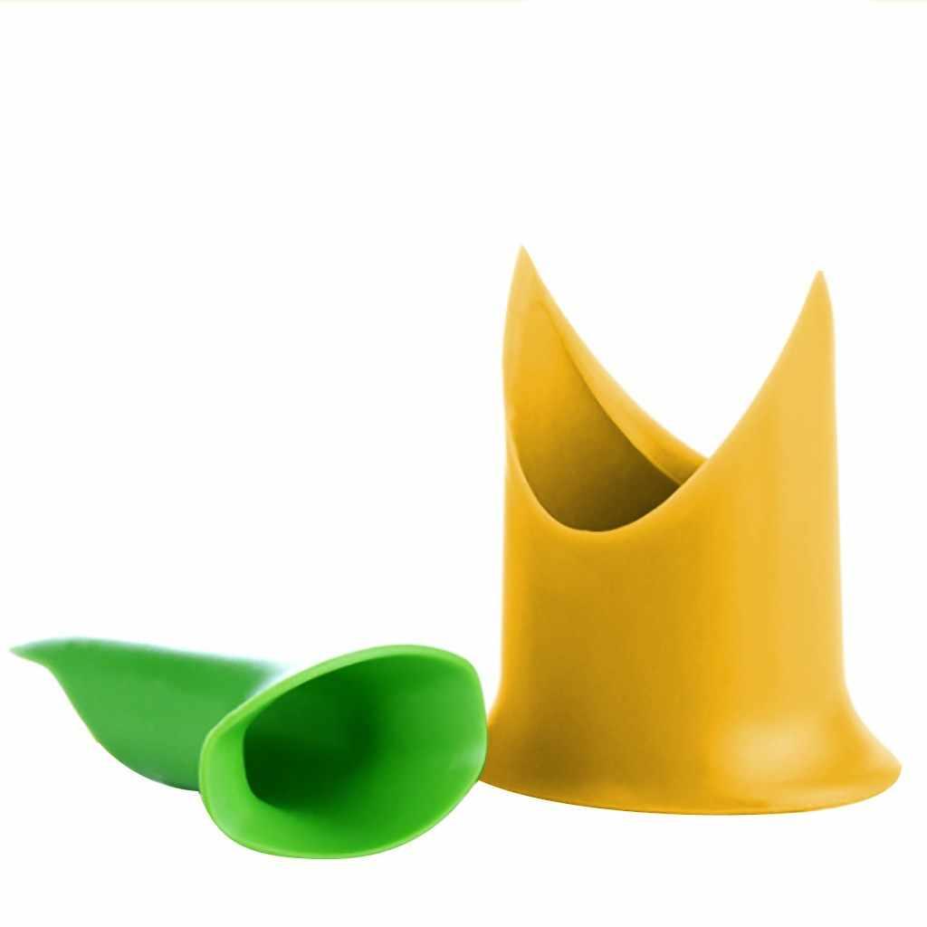 Multifunzione Utensili da Cucina 1 Set Cutter Verde Pepper Chili Nucleo di Rimozione Separatore di Plastica Del Dispositivo di Pomodoro Frutta Verdura Tools