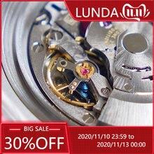 Мужские автоматические механические часы noob 1:1 v11 3135 116601ln